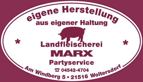 Landfleischerei & Partyservice Marx